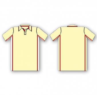 Panelled Playing Shirt