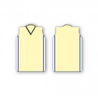 Paneled Pullover Vest